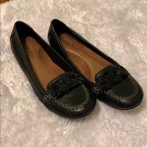 Cobb Hill by New Balance black loafers